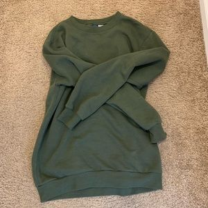 H&M Tops - H&M Green Sweater